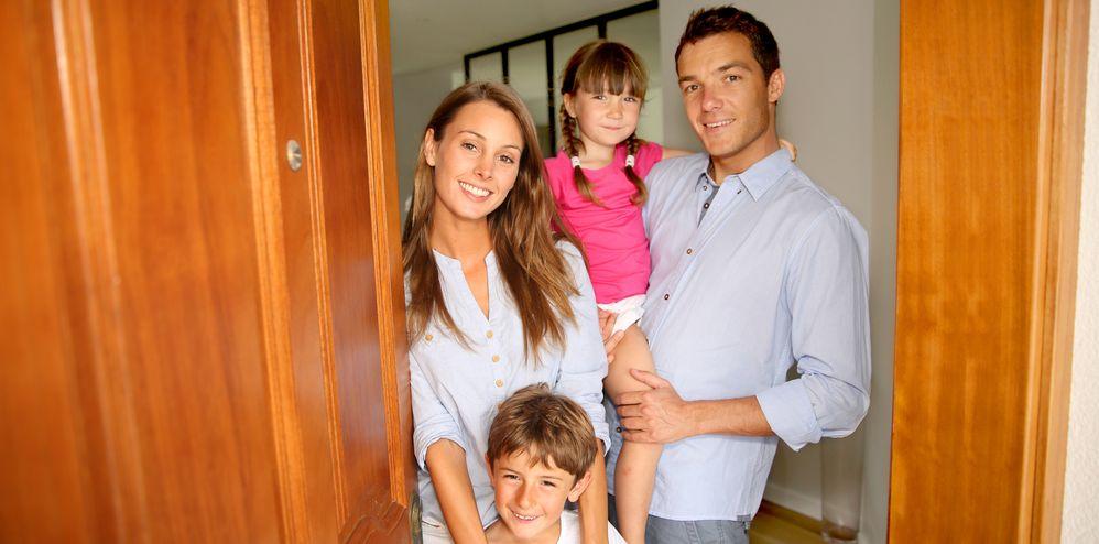 Gastfamilie Banner